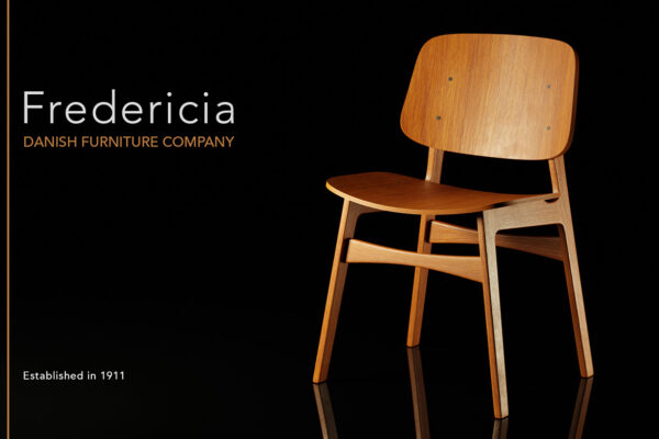 Federicia Soborg Chair Danish Furniture
